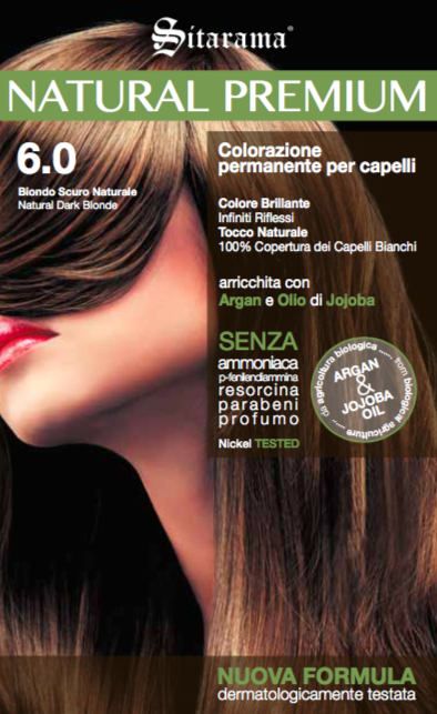 NATURAL PREMIUM 6.0 BIONDO SCURO NATURALE